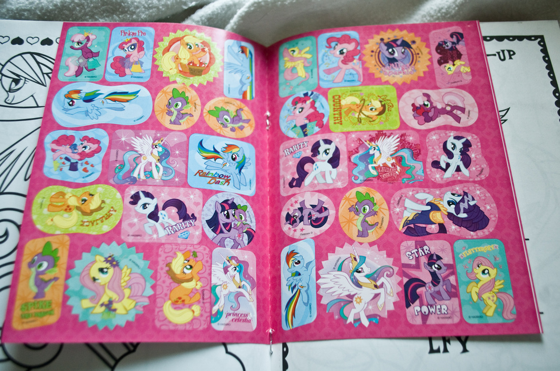My Little Pony Friendship Is Magic Books2